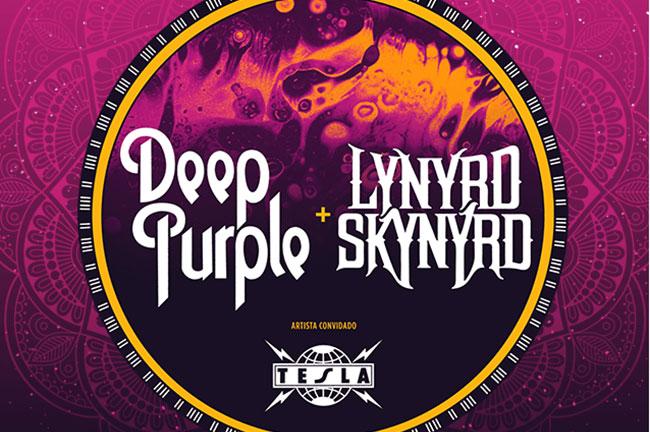 Solid Rock em Curitiba - Deep Purple e Lynyrd Skynyrd