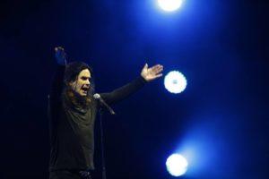 Show do Ozzy Osbourne no Brasil