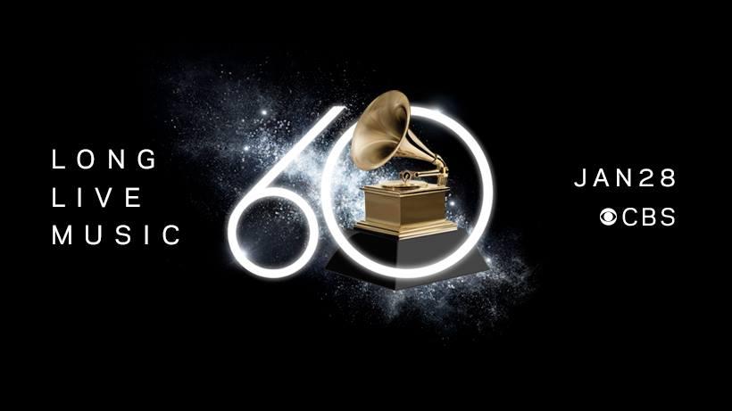 Lista de indicados ao Grammy 2018 - 60ª edição da premiação