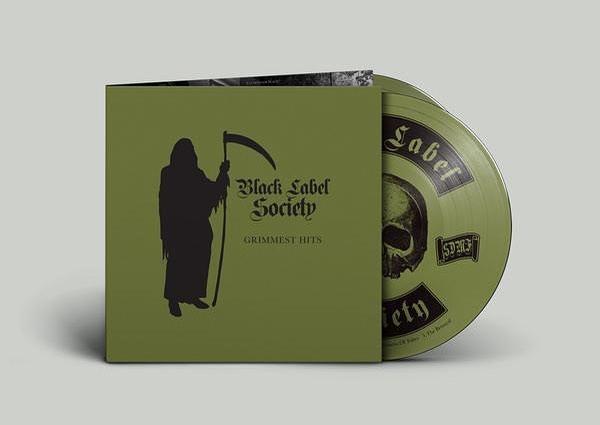 Capa do novo álbum do Black Label Society
