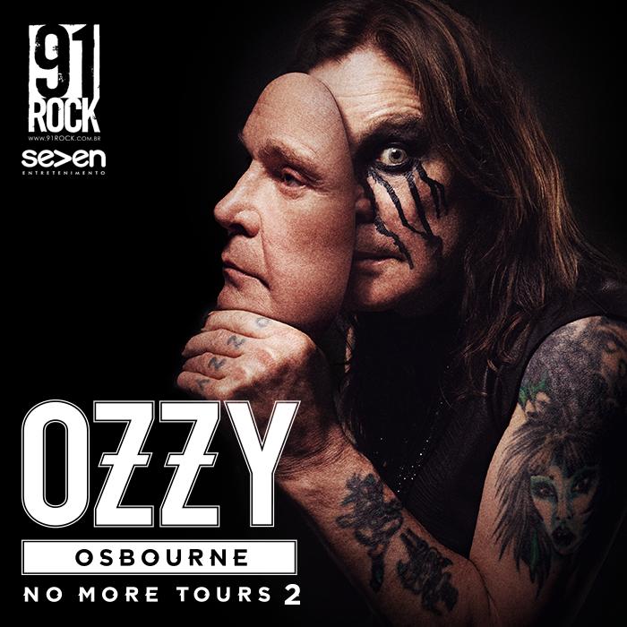 Ozzy Osbourne em Curitiba