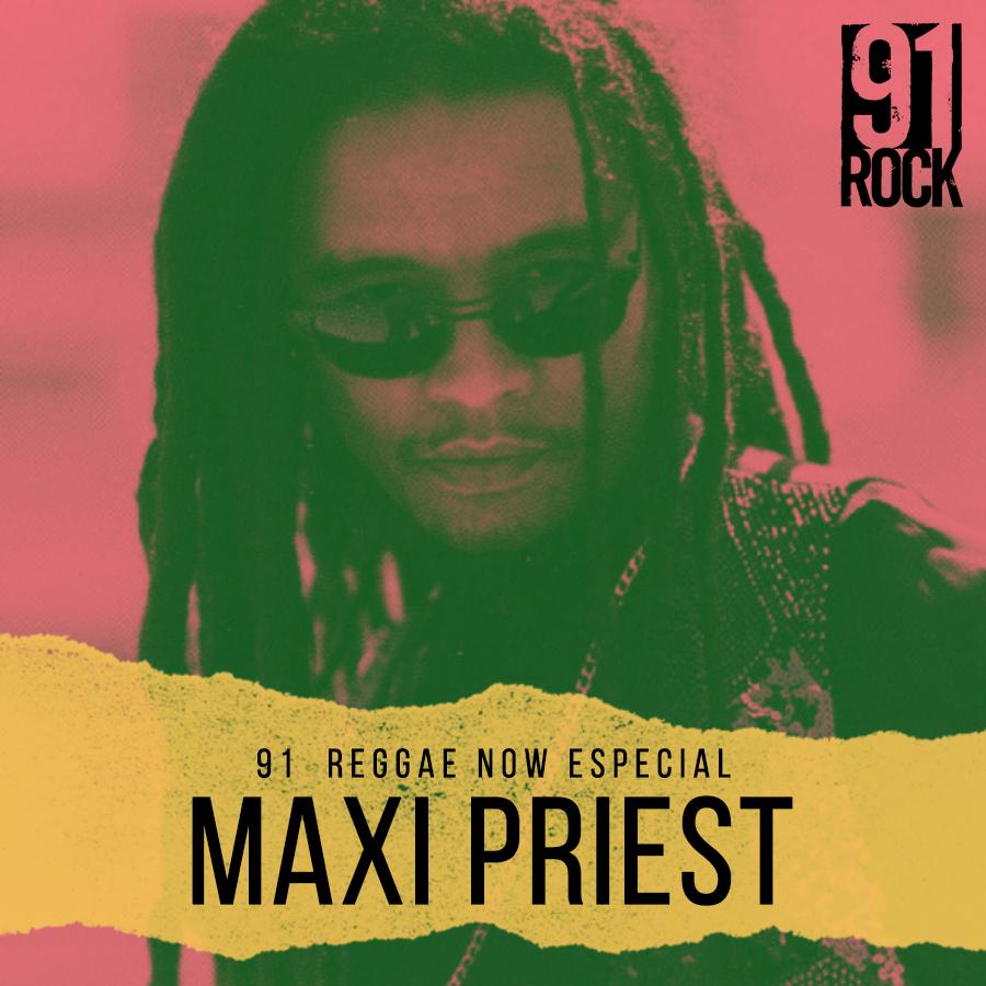 especial Maxi Priest