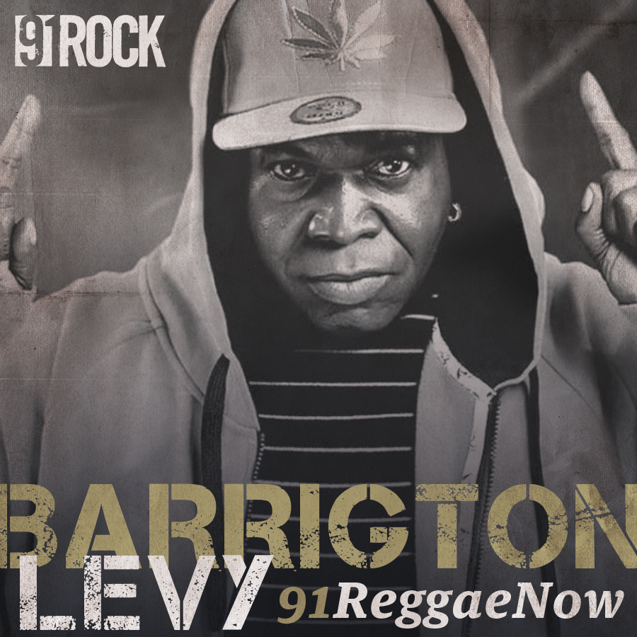 Barrigton Levy