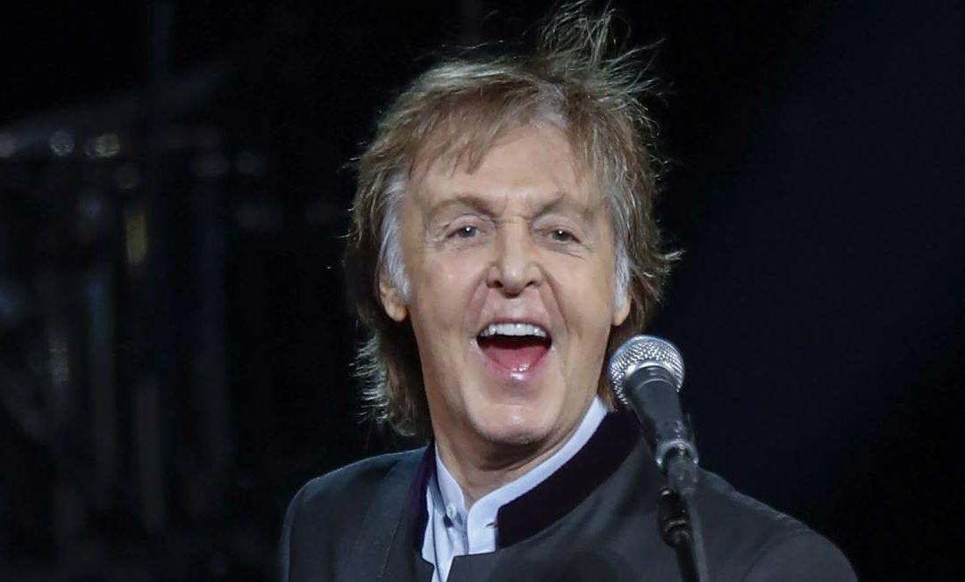 Paul McCartney lança duas músicas inéditas