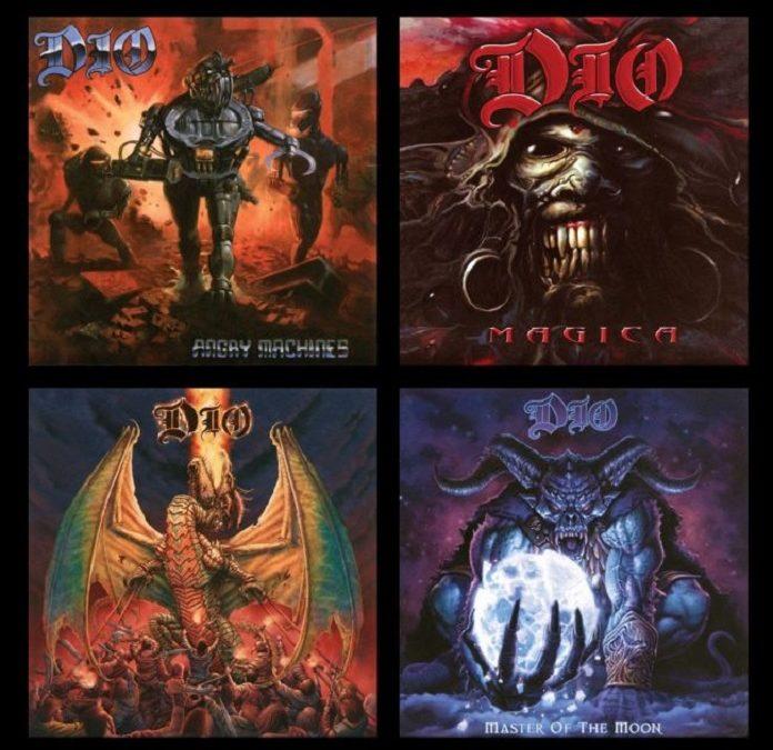 Caixa com discos do lendário Dio é anunciada para 2020