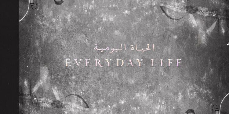 Coldplay apresenta novo disco, Everyday Life, sob amanhecer da Jordânia