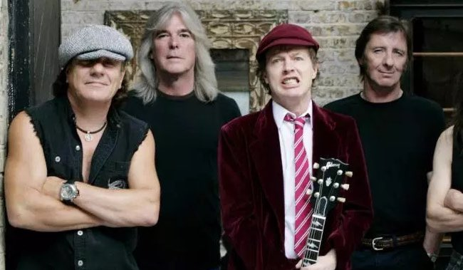 AC/DC: músicos confirmam voltas de Brian Johnson, Phil Rudd e novo disco
