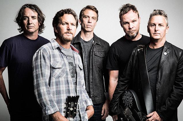 """Pearl Jam anuncia o lançamento de seu novo disco, """"Gigaton"""""""