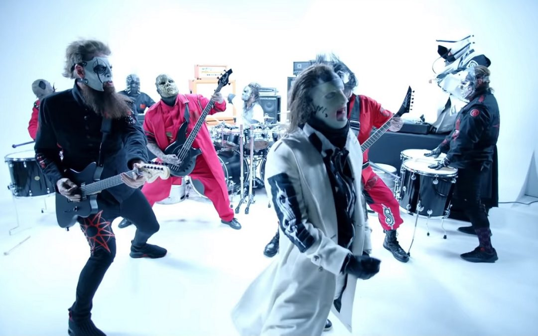 "Slipknot lança clipe de ""Nero Forte"", música que está no album ""We Are Not Your kind"""