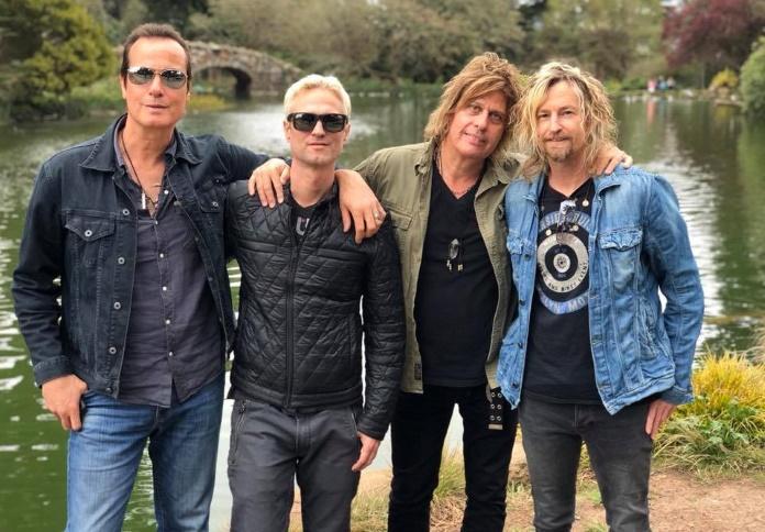 "Stone Temple Pilots anuncia o disco ""Perdida"" e libera inédita"