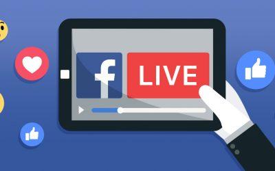 Facebook irá permitir lives com cobrança de ingresso e somente áudio