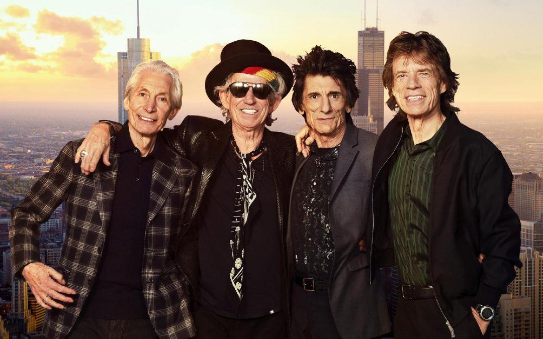 Os Rolling Stones querem um grande show para os seus 60 anos em 2022